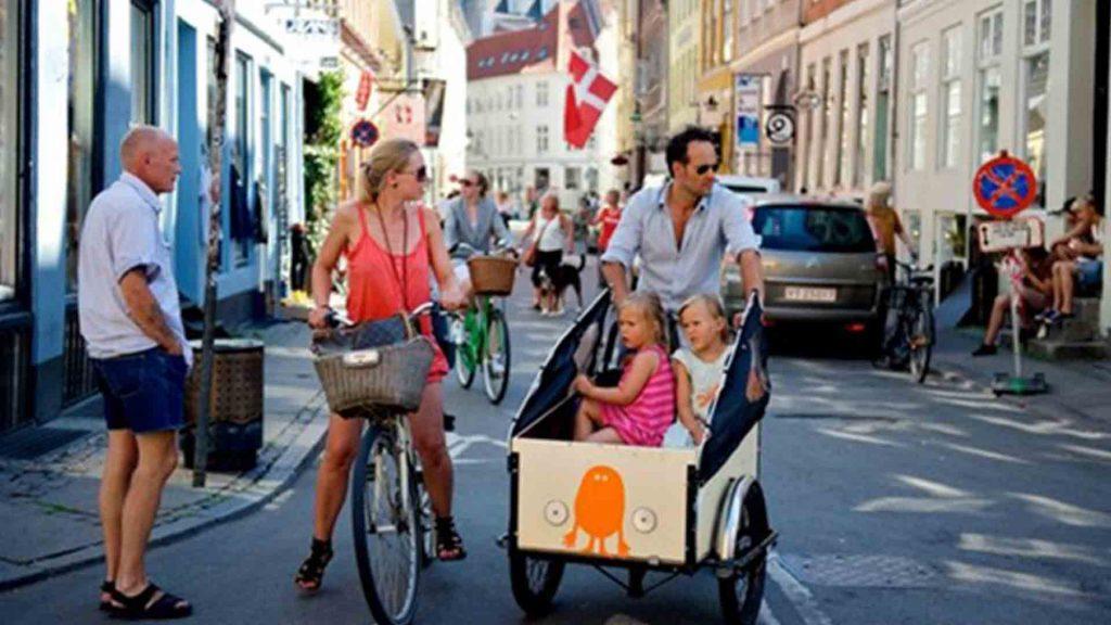 Вучето разказва за живота в Копенхаген…по принцип