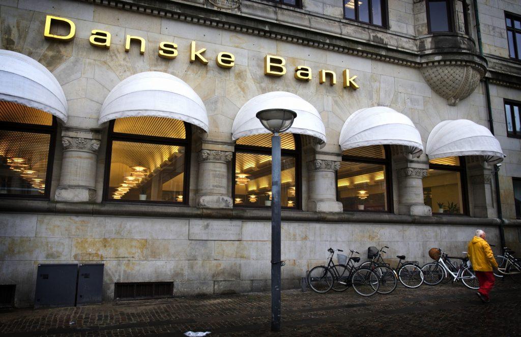 Вучето отива в датска банка