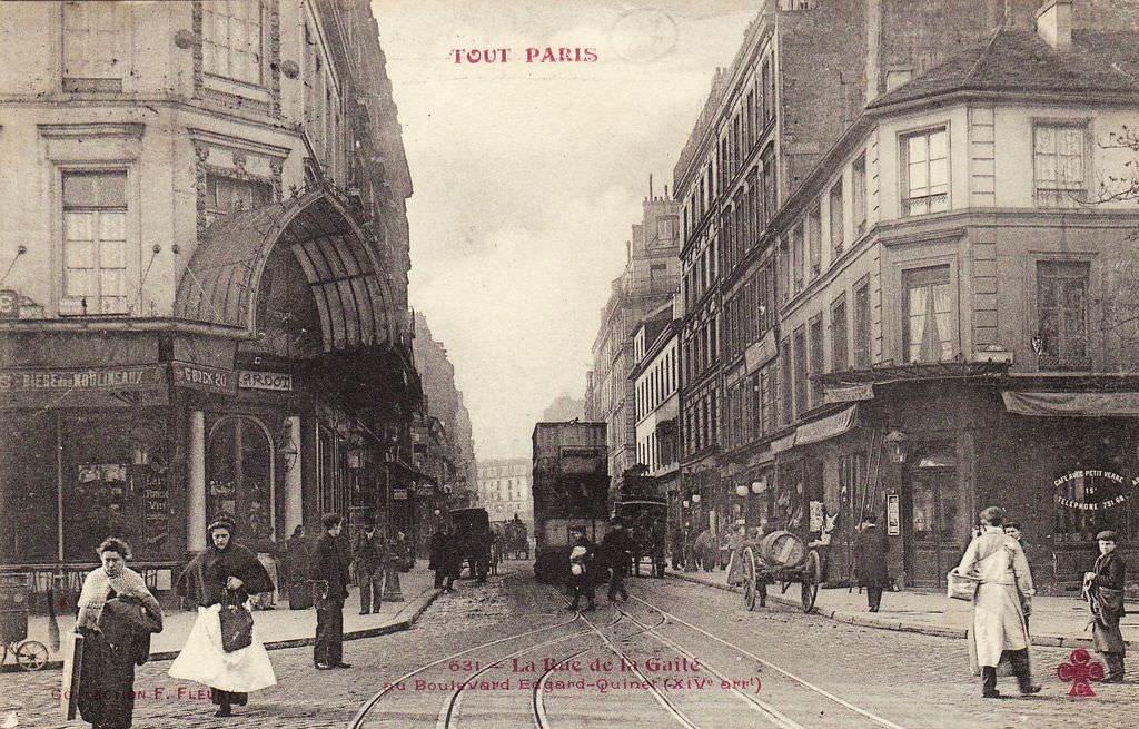 Вучето в Париж – 1 част. Вучето се разхожда по стъпките на Влюбения Тимо из парижкия квартал на проститутките