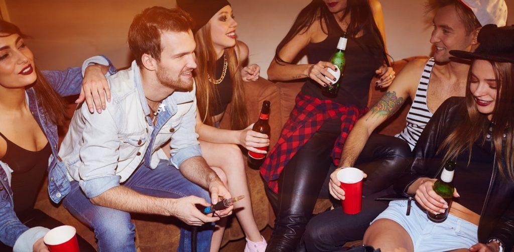 Вучето се интересува защо младите датчани пият толкова много