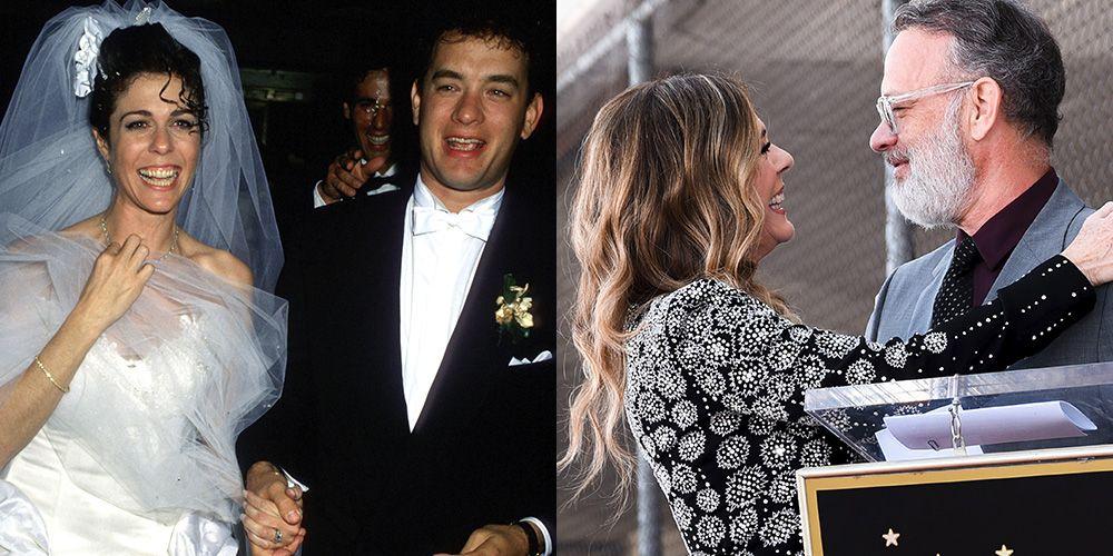 Вучето разказва за един необичайно дълъг и пълноценен холивудски брак: Том Ханкс и Рита Уилсън