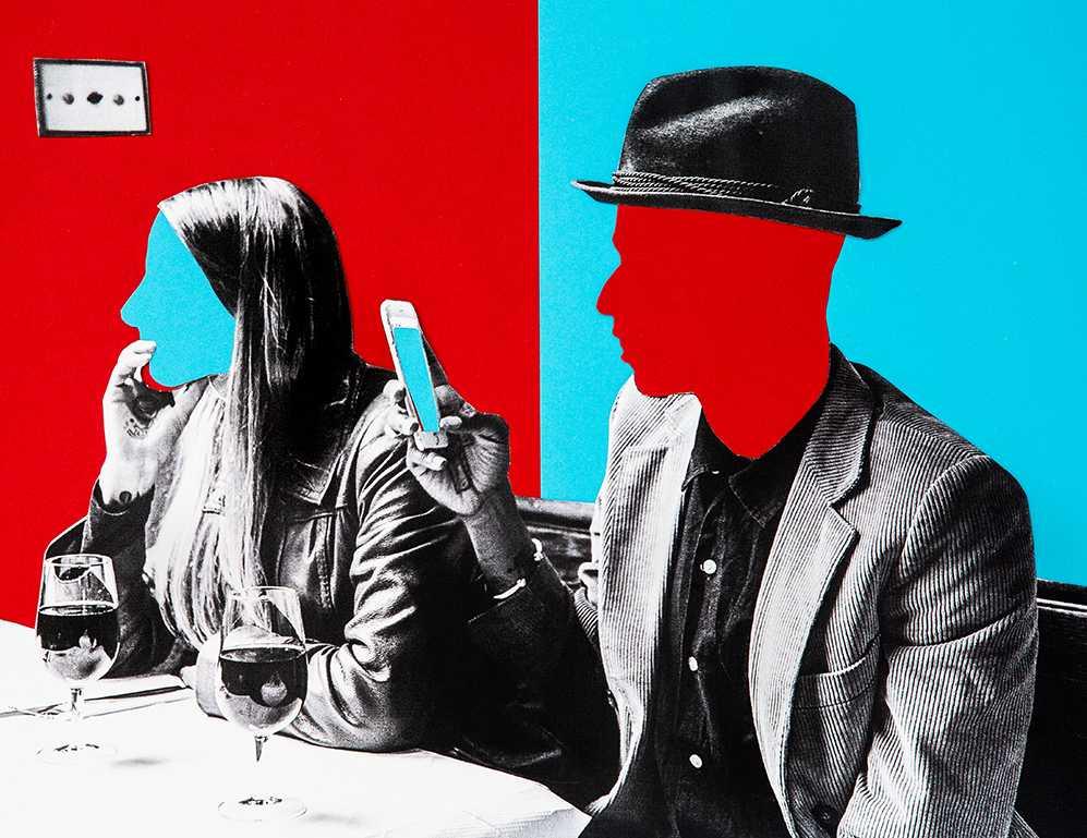 Вучето описва трудната борба за оцеляване на самотниците в света на двойките и мобилните приложения за срещи