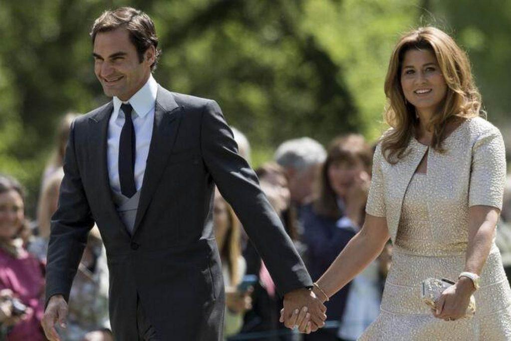 Семейство Федерер е пример за това как зад всеки успешен мъж стои една неустрашима жена с ум-бръснач и сърце от злато