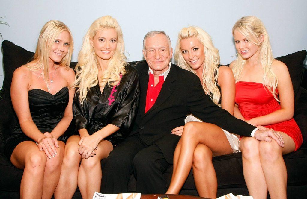American Playboy: Хю Хефнер и зайчетата