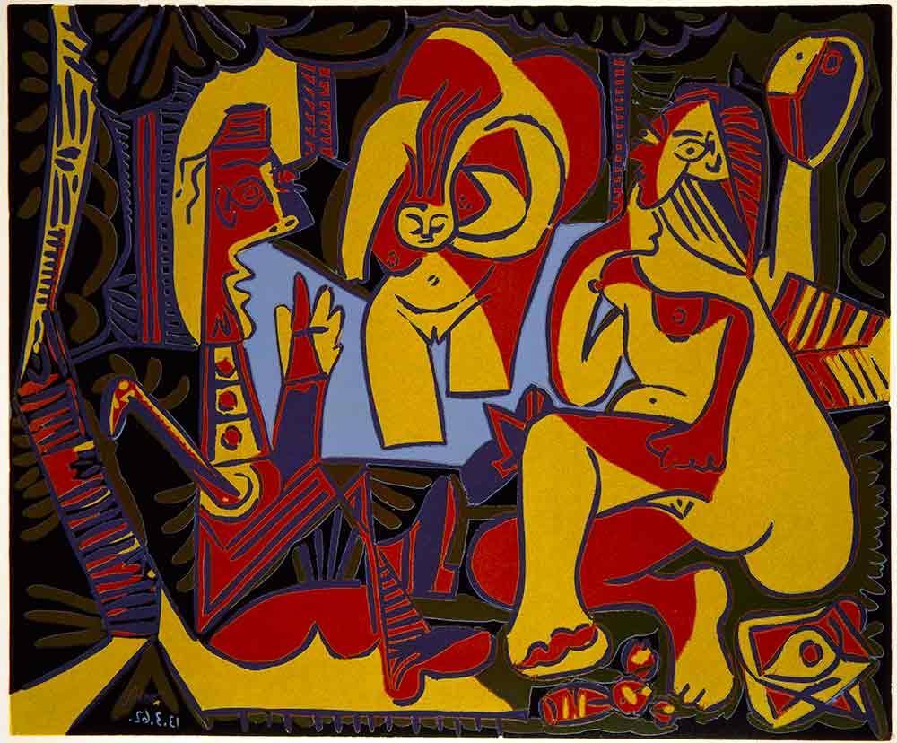 Пикасо: Гениалният звяр и неговите музи